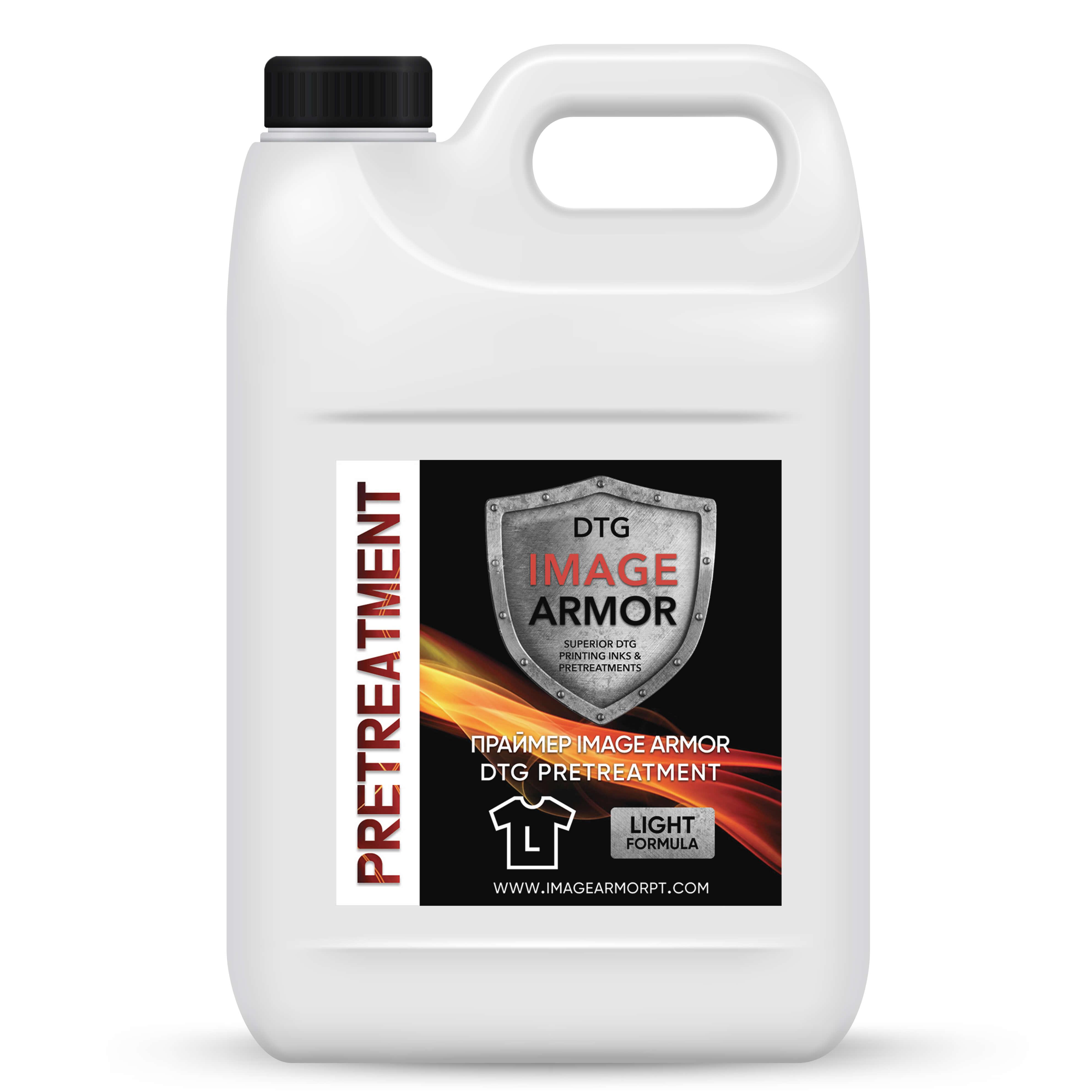 Праймер для ткани Image Armor Dark 5 литров